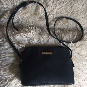 Sag Harbor Black Crossbody Bag